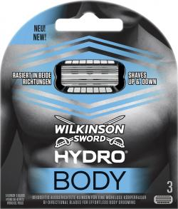 Wilkinson Sword Hydro Body Klingen