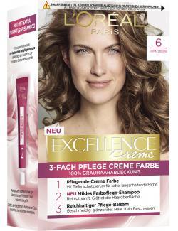 L'Oréal Excellence 6 Dunkelblond