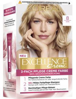 L'Oréal Excellence 8 Blond