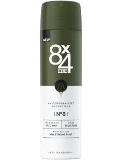 Bild für 8x4 No.8 Deo Spray Wild Oak
