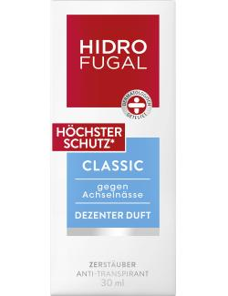 Hidro Fugal Anti-Transpirant Classic