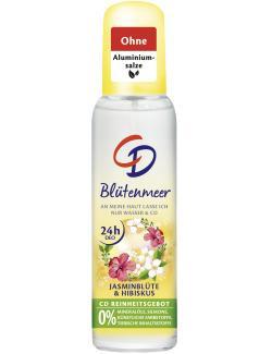CD Deo Zerstäuber Blütenmeer Jasminblüte & Hibiskus
