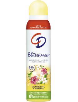 CD Deo Spray Blütenmeer Jasminblüte & Hibiskus