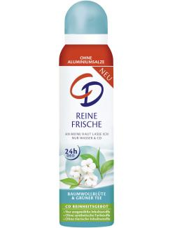CD Deo Spray Reine Frische