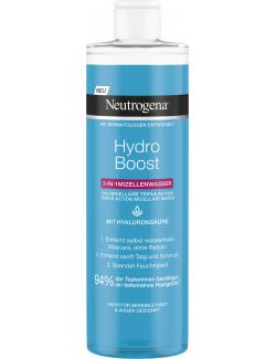 Neutrogena Hydro Boost 3in1 Mizellenwasser