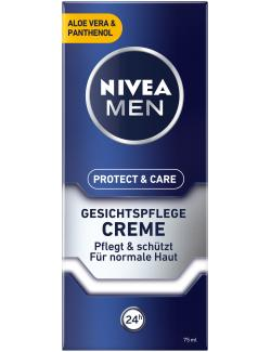 Nivea Men Protect & Care Gesichtspflege Creme