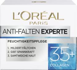 L'Oréal Paris Anti-Falten Experte Feuchtigkeitspflege 35+