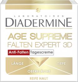 Diadermine Age Supreme Falten Expert 3D Tagescreme