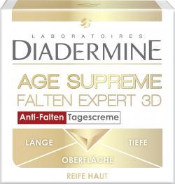 Diadermine Age Supreme Falten Expert 3D Tagescreme