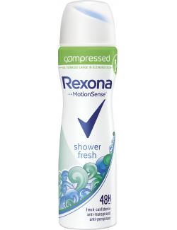 Rexona Compressed Shower Fresh Deo Spray