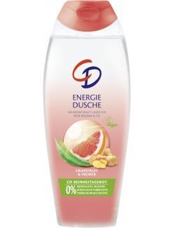 CD Energie Dusche Grapefruit & Ingwer