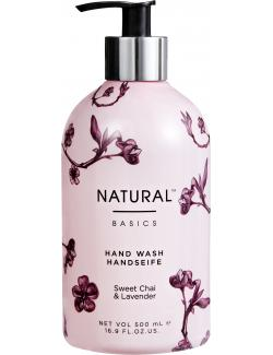 Natural Basics Handseife Sweet Chai & Lavender