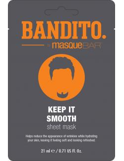 Bandito by MasqueBAR Keep it smooth Tuchmaske