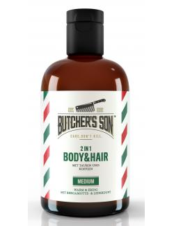 Butcher's Son 2in1 Body & Hair Medium