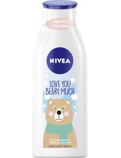 Nivea Body Lotion Love You Beary Much