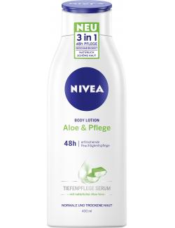 Nivea Body Lotion Aloe & Pflege