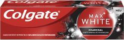 Colgate Zahncreme Max White Charcoal