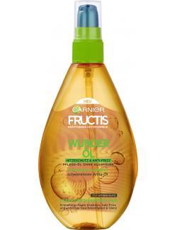Garnier Fructis Wunder Öl Hitzeschutz & Anti-Frizz