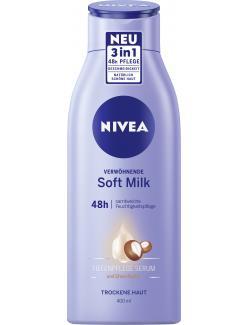 Nivea Body Verwöhnende Soft Milk