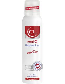 CL Cosmetik med+ Deodorant Spray