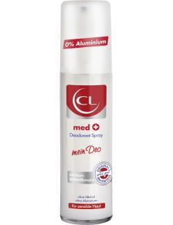 CL Cosmetik med+ Deodorant Zerstäuber