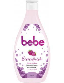 Bebe Body Lotion Beerenduft