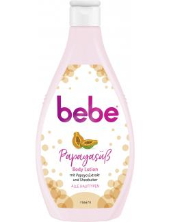 Bebe Body Lotion Papayasüß