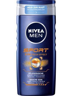 Nivea Men Sport 24h Fresh Effekt Pflegedusche
