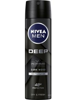Nivea Men Deep Dry Deo Spray