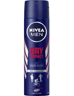 Nivea Men Dry Impact Deo Spray