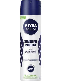 Nivea Men Sensitive Protect Deo Spray