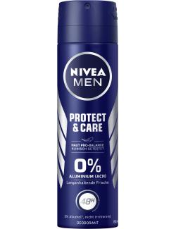Nivea Men Protect & Care O% Aluminium Deodorant