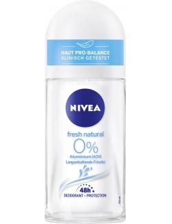 Nivea Fresh Natural Deo Roll On