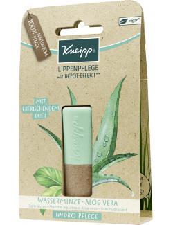 Kneipp Lippenpflege Hydro Pflege Wasserminze-Aloe Vera
