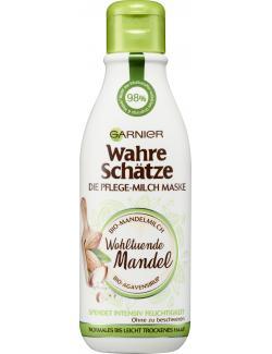 Garnier Wahre Schätze Pflege-Milch Maske Mandel