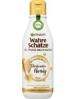 Garnier Wahre Schätze Pflege-Milch Maske Honig
