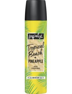 Impulse Tropical Beach + Pineapple Deo Spray
