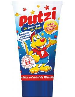 Putzi Zahncreme für Kinder