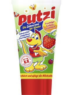 Putzi Erdbeere Kinder Zahncreme