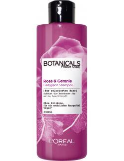 L'Oréal Botanicals Fresh Care Rose & Geranie Farbglanz Shampoo