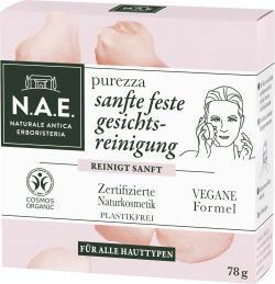 N.A.E. Purezza Sanfte feste Gesichtsreinigung