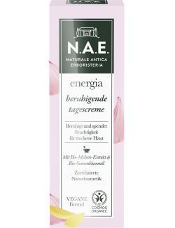 N.A.E. Energia Beruhigende Tagescreme