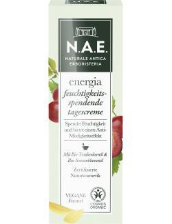 N.A.E. Energia Feuchtigkeitsspendende Tagescreme
