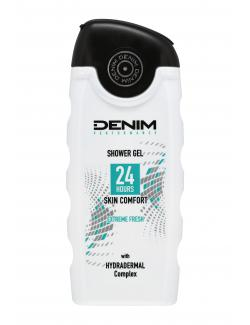 Denim Shower Gel Skin Comfort Extreme Fresh