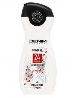 Denim Shower Gel Skin Comfort Attraction