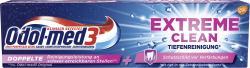 Odol-med3 Zahnpasta Extreme Clean Tiefenreinigung