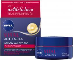 Nivea Vital Anti-Falten Intensiv Nachtpflege