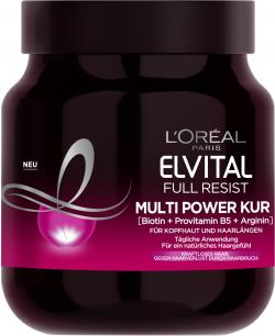 L'Oréal Elvital Full Resist Multi Power Kur