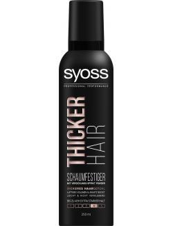Syoss Thicker Hair Schaumfestiger