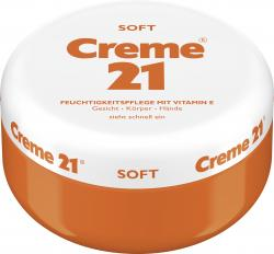 Creme 21 Soft Feuchtigkeitspflege